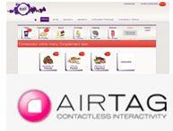 Airtag plateforme Airshop