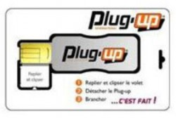 plug up carte