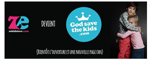 god save the kids