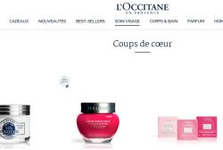 occitane site